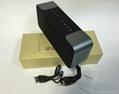 Portable Wireless Bluetooth Speaker PTH-305 Support FM Radio TF Time/Alarm Clock 9