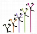 Promotional in-ear earphone, mobile