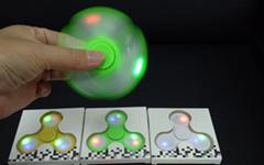 led fidget spinner 608 C