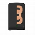 Newest 3 Coils Wireless Fast Charging Charger Pad Stand Dock Holder For S4 S3