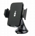 Qi Wireless Charger Vehicle Dock