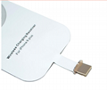 Universal Compatible Coil Qi Wireless Charger Receiver Charging Adapter Receiver
