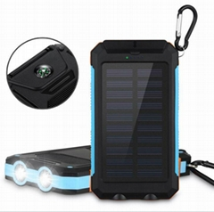 8000mah Waterproof Solar