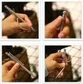Creative Gift Magnetic Hand Fidget Spinner Pen, Think Ink Pen for focus