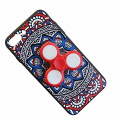 Most Popular Items Cell Phone Case LED Hand Fidget Spinner Case For iPhone 7P (Hot Product - 1*)