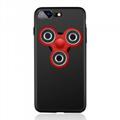 New Fidget Finger Spinner Phone Case for