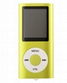 "Factory price 1.8"" TFT MP4 player with LCD screen speaker, FM radio, recorder 2"