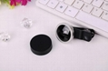 universal clip lens super wide angle 0.4x selfie camera lens for mobile phone
