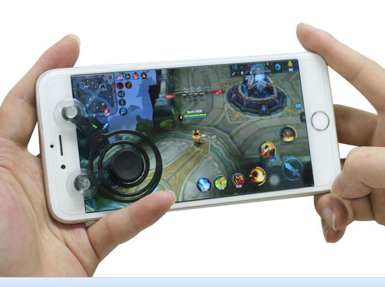 mobile touch screen mini mobile joystick for android iphone and ipad touch 9