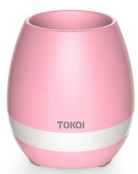 multi-color light smart music flower-pots bluetooth speaker 12