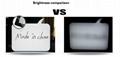 LED speech bubble light box,writable message light box,message lighting board