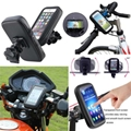 Waterproof Bag for Bike Bicycle Mount Holder Water Proof Pouch  360D rotation