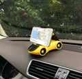 Universal Car Phone Holder, Racing Bicycle Style Cell Phone Mount