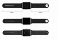 Bluetooth Smart Watch GT08 With Sim Card slot wearable devices sports watch  14