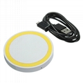 For cell phone wireless charger qi wireless charger receiver