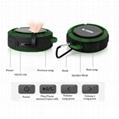 2017 Good design portable handle waterproof bluetooth speaker for outdoor Sports 4