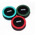 2017 Good design portable handle waterproof bluetooth speaker for outdoor Sports 8