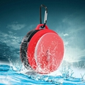 2017 Good design portable handle waterproof bluetooth speaker for outdoor Sports