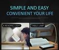 creative gift tablet pc mini USB led light usb table lamp with Bluetooth speaker 4