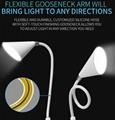 creative gift tablet pc mini USB led light usb table lamp with Bluetooth speaker 9