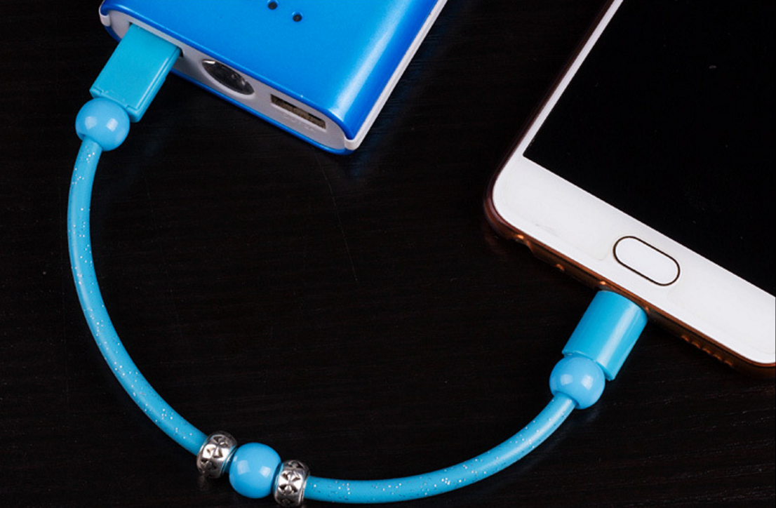 Wearable Bracelet USB Data cable Charging Cable 7