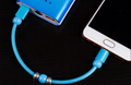 Bracelet Design cable Micro USB Charger Data Cable for Mobile Phone