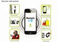 Spy GPS Tracker Smart Finder Bluetooth Locator Wireless Anti Lost Alarm Sensor  5