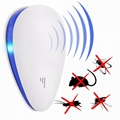 2018 New Design Hot Sale Ultrasonic multiple Pest Repellant for all kind of pest 1