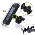 Real 8M IPX8 MotoBike Phone Waterproof Case with holder for iPhone 6/7/8/X
