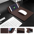 2018 QI Laptop Stand Mouse Pad Wireless Charger, Mouse Pad Build-in QI Universal