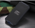 2018 Military Design Wireless Charger Outdoor Anti-Shock Power Bank 10000mAh