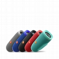 JBL Charge 3 IPX7 waterproof portable speaker with high-capacity batterry 3
