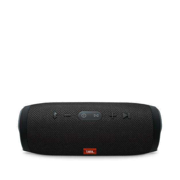 JBL Charge 3 IPX7 waterproof portable speaker with high-capacity batterry 7