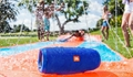 JBL Charge 3 IPX7 waterproof portable speaker with high-capacity batterry 10