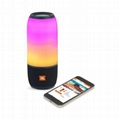 JBL Pulse 3 Portable Wireless Bluetooth Speaker Color Lightshow Sound Waterproof
