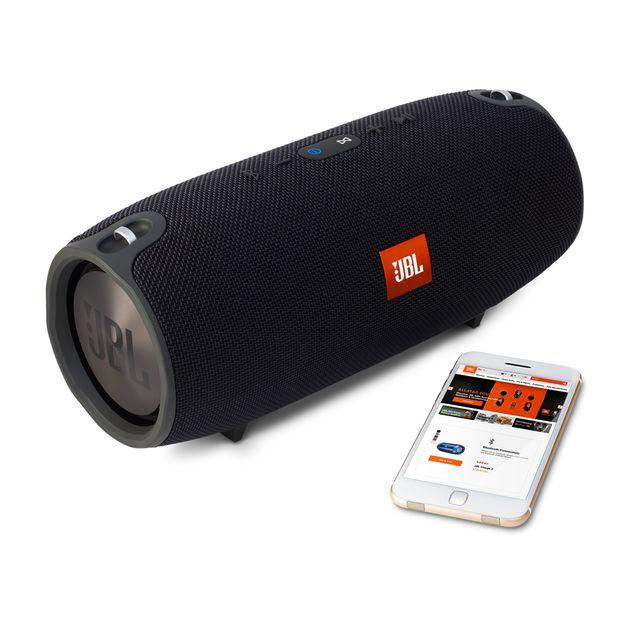JBL Xtreme ultimate splashproof portable speaker with ultra-powerful performance 3