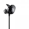 SoundSport Wireless Headphones Black