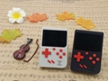 Impassable 8 Bit Mini Handheld Game Console Handheld games player Childhood fun