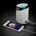 Light show multifunction Speaker Bluetooth Waterproof LED Speaker Wireless Stand 2