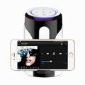 Light show multifunction Speaker Bluetooth Waterproof LED Speaker Wireless Stand