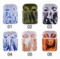 Camouflage mini wireless bluetooth hands free headphone stereo earbud headset (Hot Product - 1*)