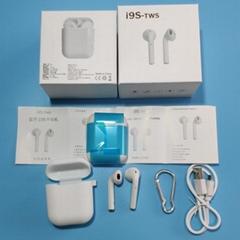 Wireless Earbuds i9s Tws Headphones Glowing Earphone Mini Earbuds In Ear