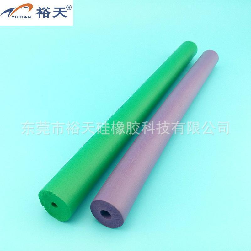 耐高温发泡硅胶管