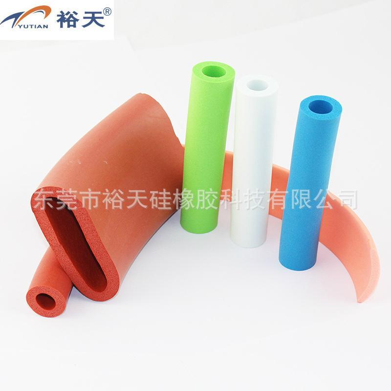 闭孔发泡硅胶管