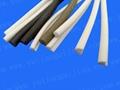 阻燃海绵硅胶密封条
