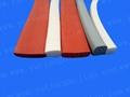 耐候硅胶海绵发泡条