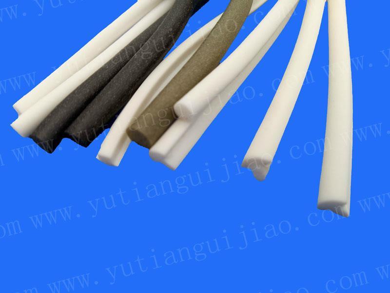 阻燃矽胶海绵条