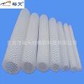 硅胶纤维编织管