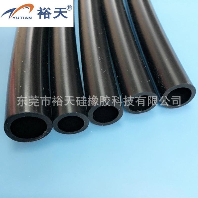黑色硅胶管
