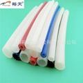 食品级编织硅胶管